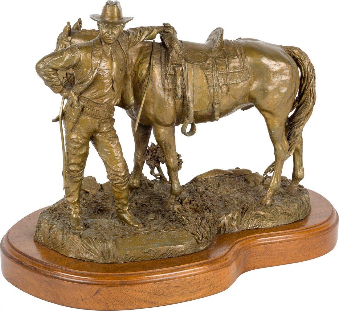 Robert Summers   Texas Ranger Frank Hamer