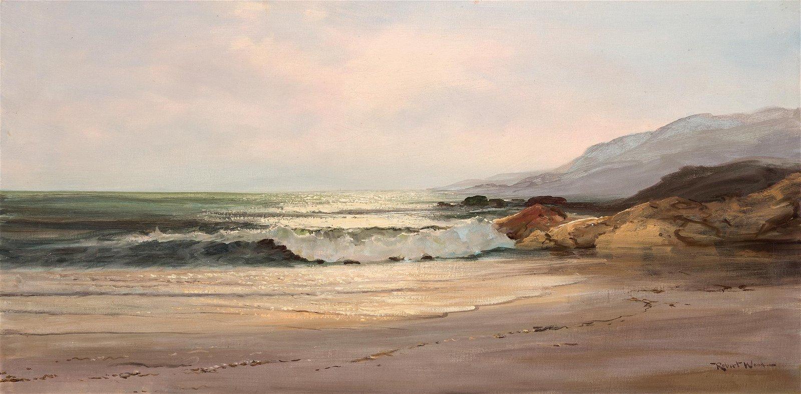 Robert Wood | Seascape