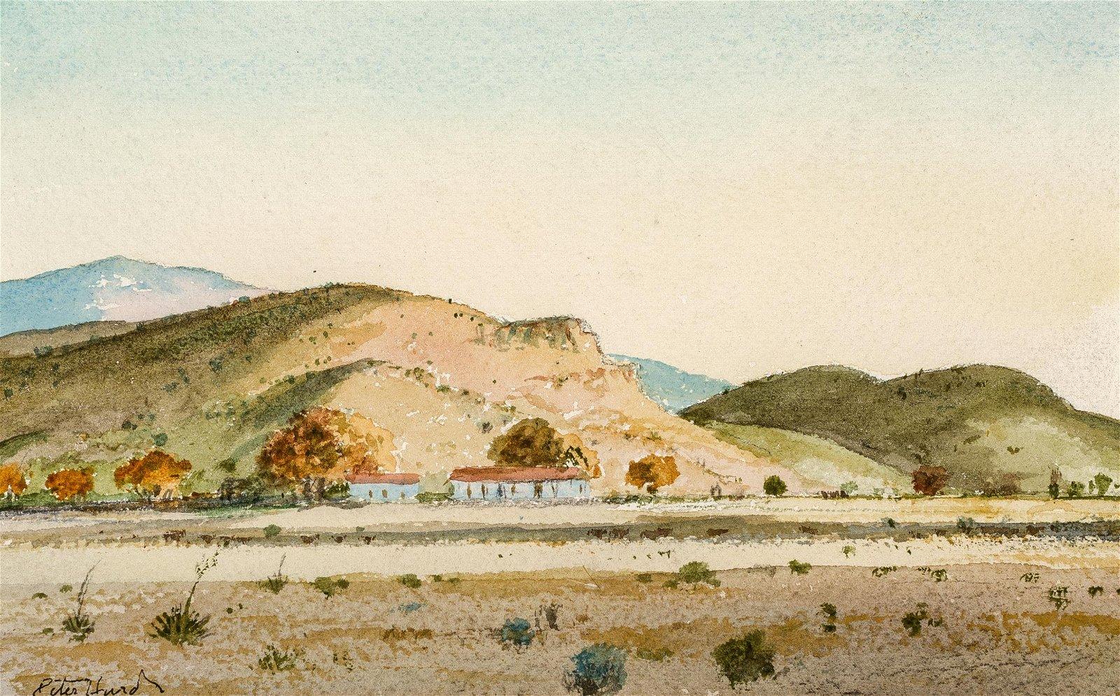 Peter Hurd | Hondo Valley Ranch