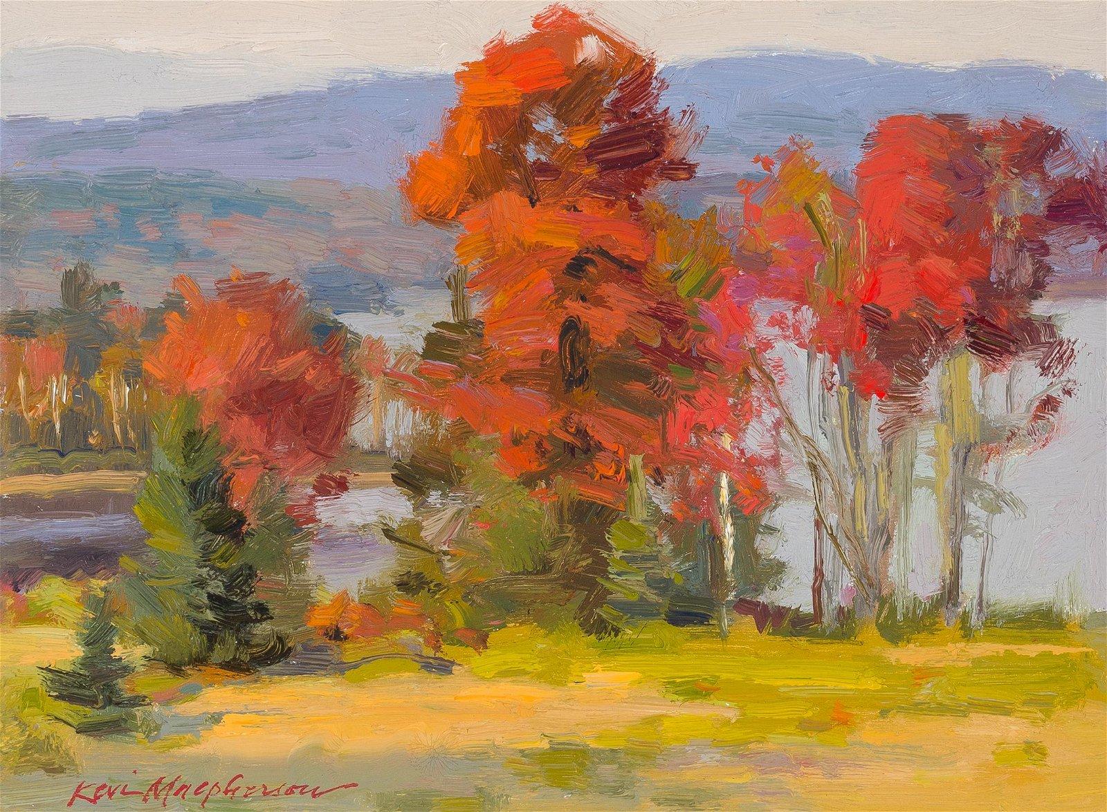 Kevin Macpherson | Autumn Serenade