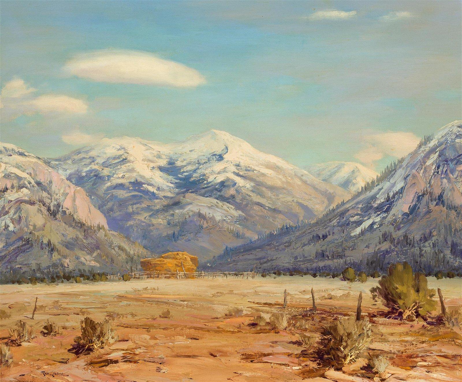 Rod Goebel | Indian Haystack, Taos