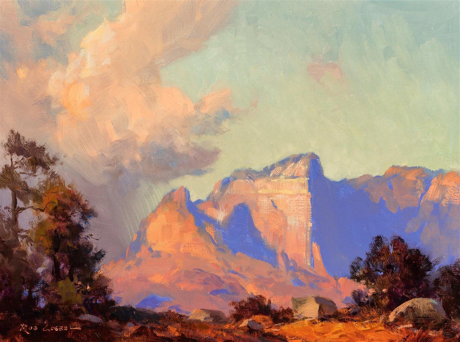 Rod Goebel | Evening Glow