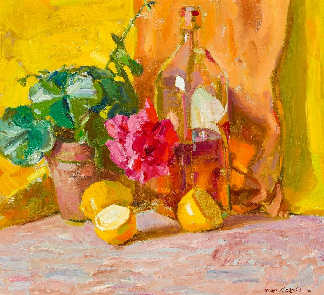 Rod Goebel | Melody of Yellow