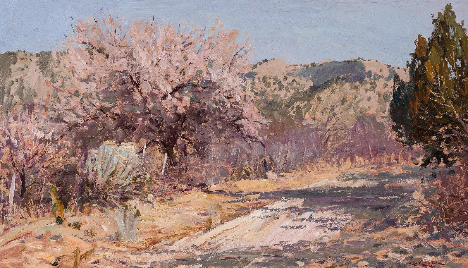 Rod Goebel | First Tree in Velarde