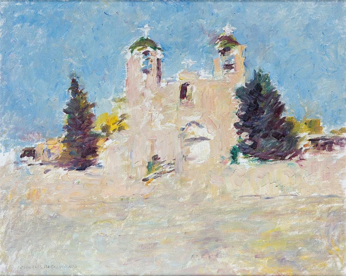 Charles Berninghaus | New Mexico Chapel