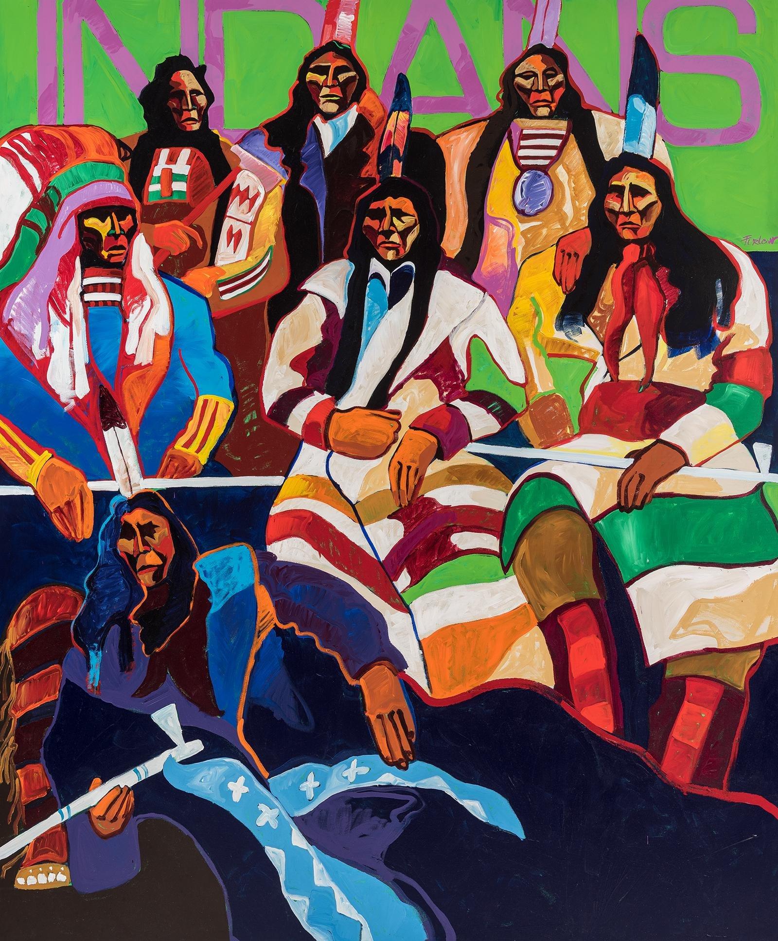 Malcolm Furlow | Indians