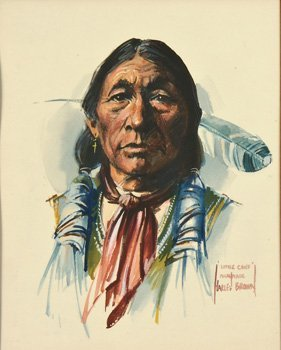 6: Harley Brown, Little Chief Arapahoe