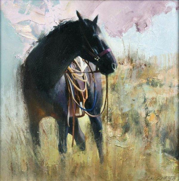 13: Luke Stavrowsky, Sky Horse
