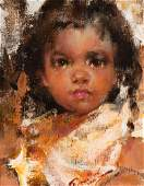 Ramon Kelley | Baby Girl-Taos Pueblo, NM