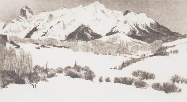 1: Gene Kloss ``High in the Rockies``