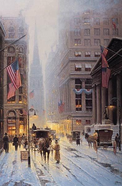 12: G. Harvey ``Wallstreet - New York``