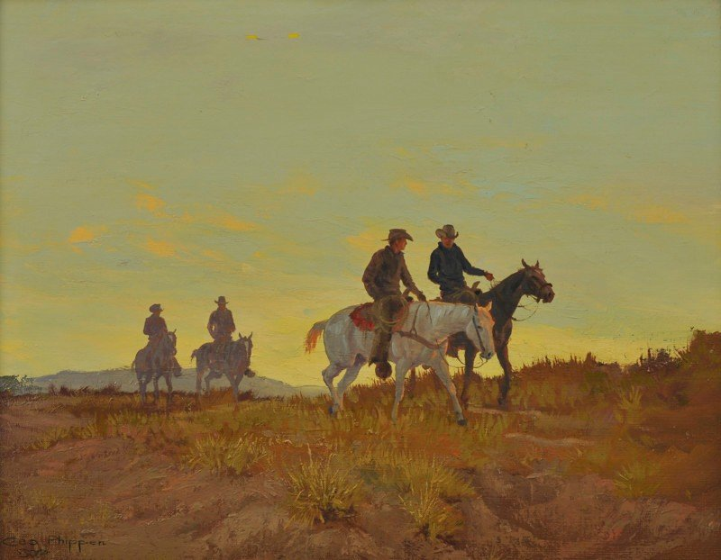 16: Workers on the Range