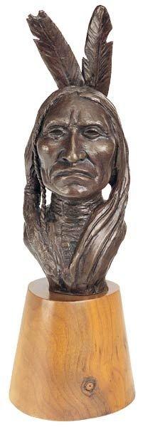 2: Joe Beeler - Cheyenne Indian Head