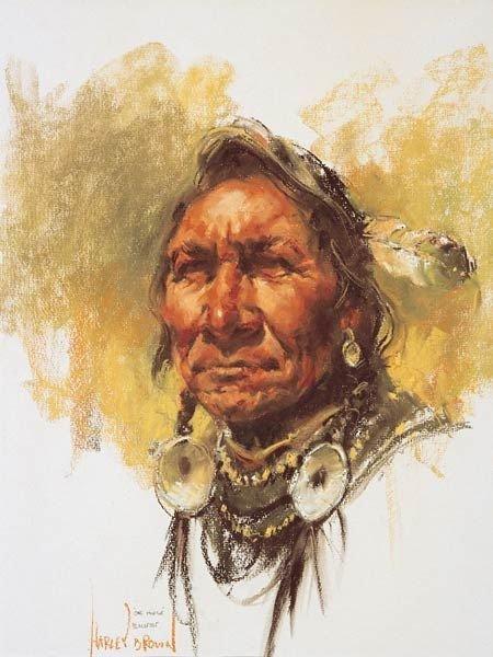 6: Harley Brown - One Horse, Blackfoot