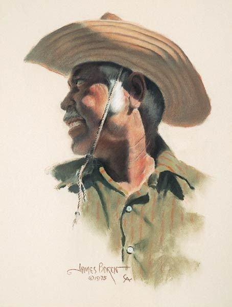 13: James Boren - Vaquero of Northern Mexico