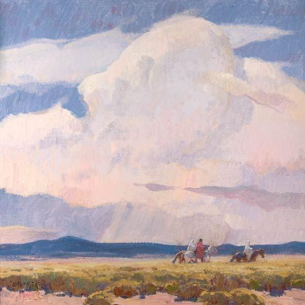 17: John Moyers - August in Taos