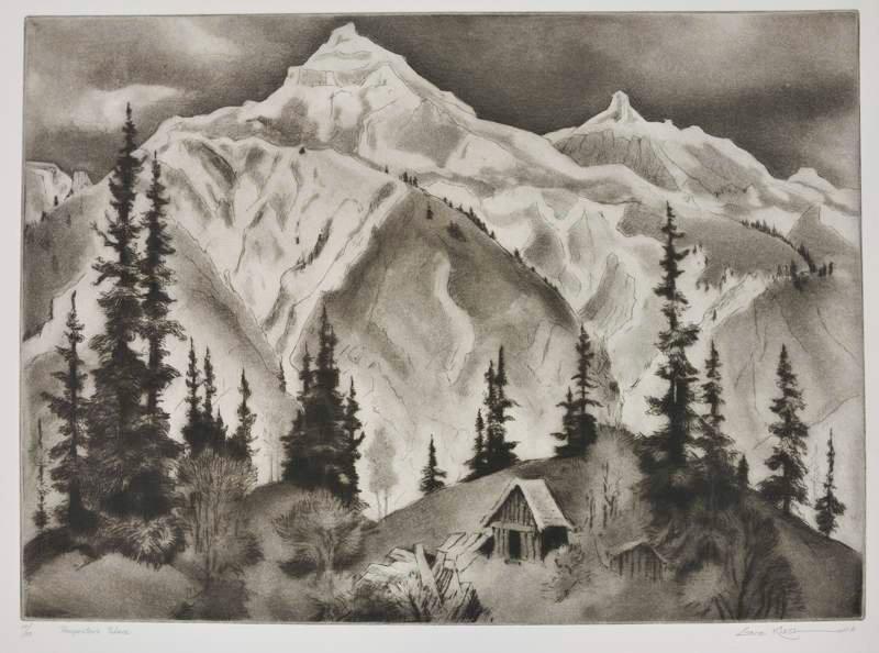 Gene Kloss    Prospector's Palace
