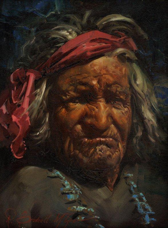 R. Brownell McGrew    Paw Nim Tewa