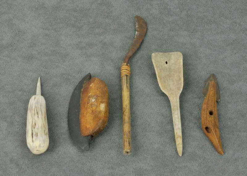Eskimo    Eskimo Artifacts  (15 items)