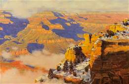 Karl Thomas    Golden Hour Grand Canyon