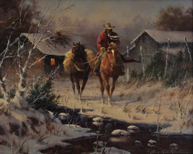 8: Gary Lynn Roberts   'Cold Morning'