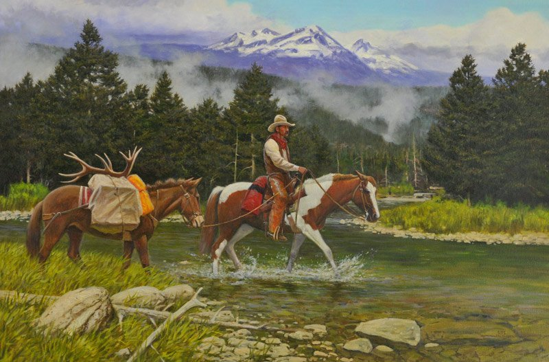 10: Lee Herring   'Down from the High Country'