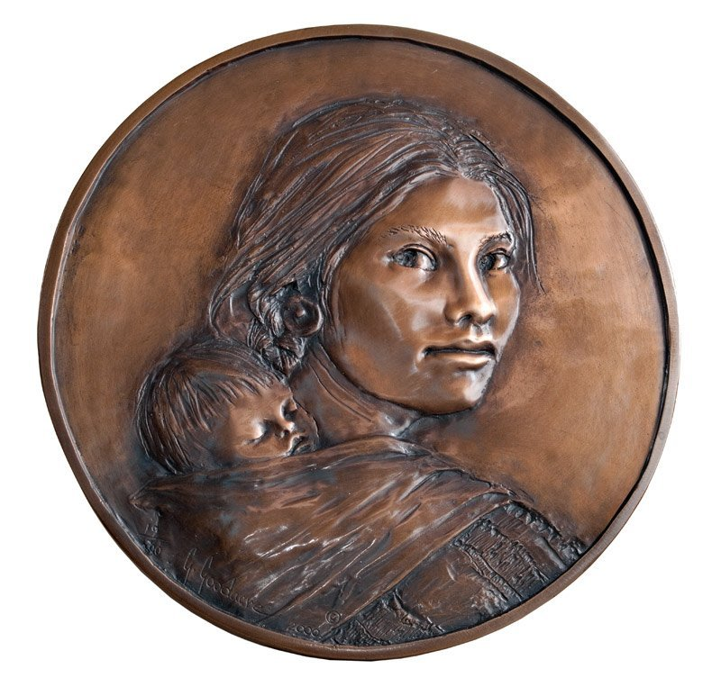 12: Glenna Goodacre   'Dollar Coin Design'