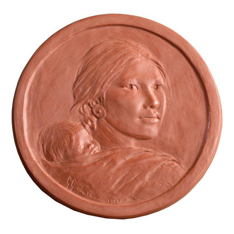 13: Glenna Goodacre   'Dollar Coin Design'