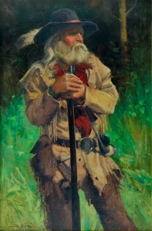 16: John Demott  'Mountain Man'