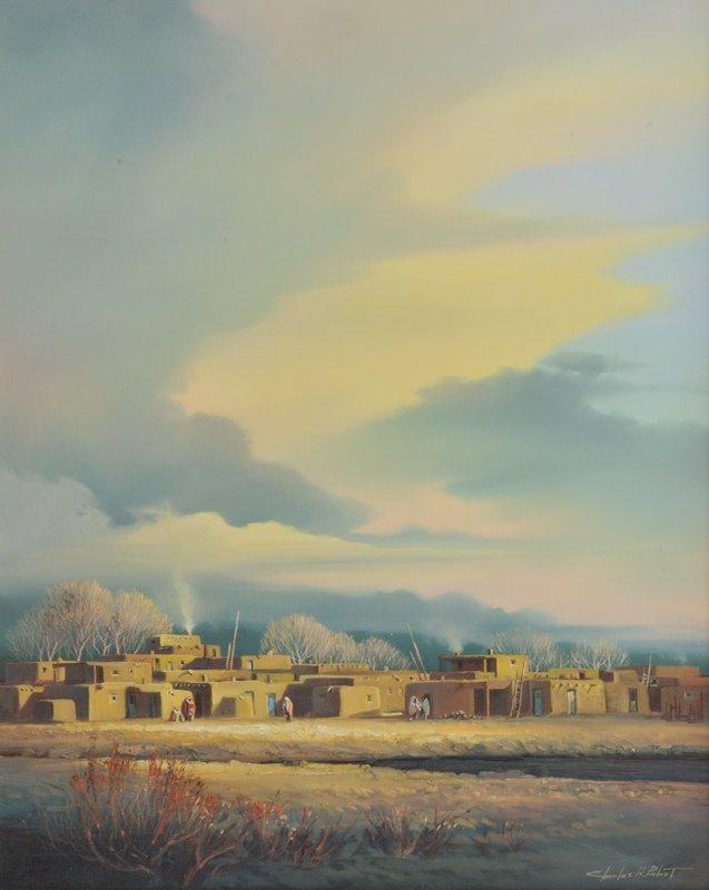 22: Charles H. Pabst  'Morning Thunder'