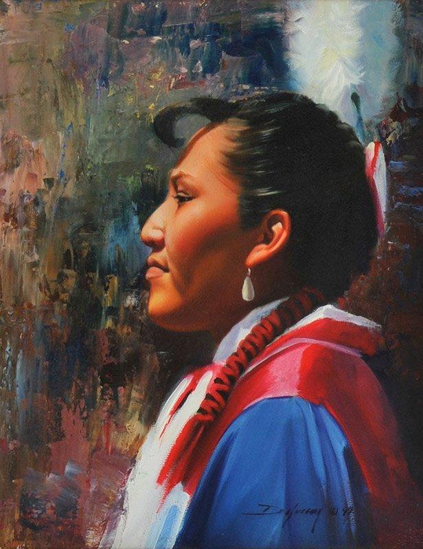 D. Edward Kucera  'Red, White & Blue'