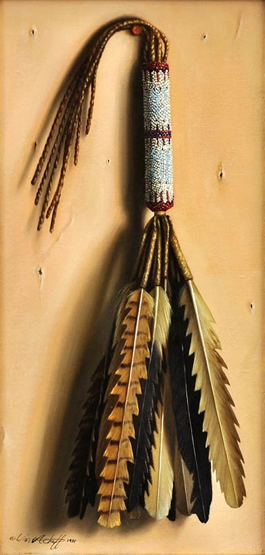 William Acheff, 'Comanche'