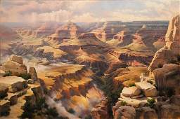 Sublime Gift, Grand Canyon of the Colorado