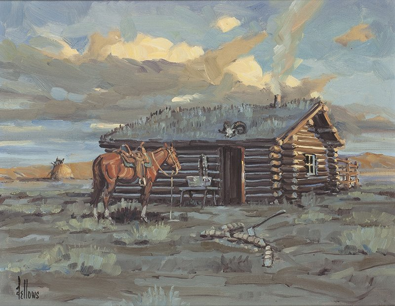 Cabin in the Plains