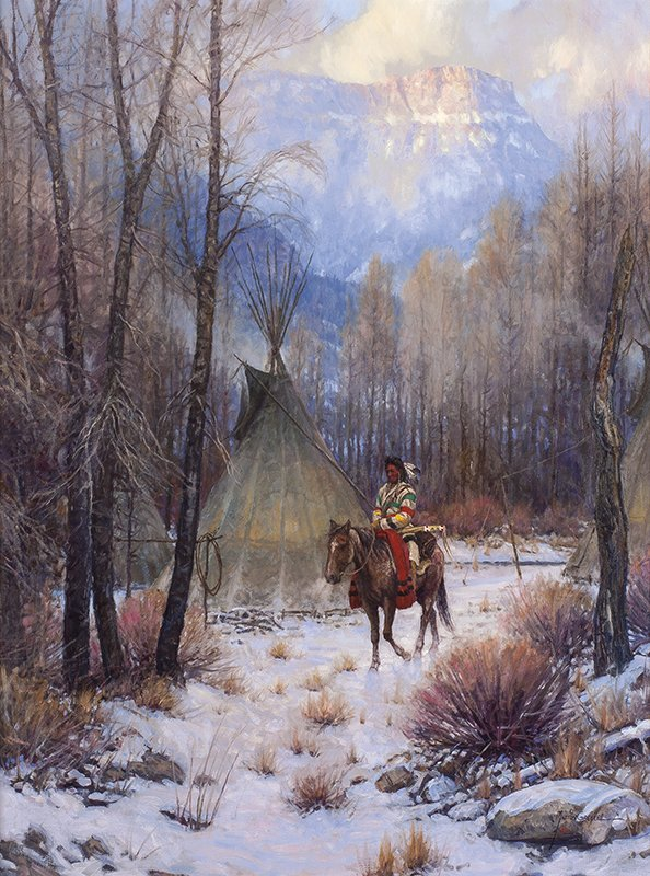 Martin Grelle | Hunter's Morning