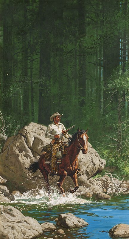 Frank McCarthy | Pursuit