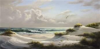Dalhart Windberg   Padre Island Seascape