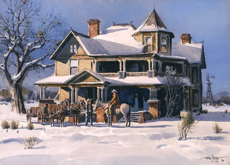 James Boren | After the Snow Storm