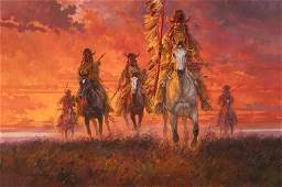Roy Andersen | Buffalo Comanche