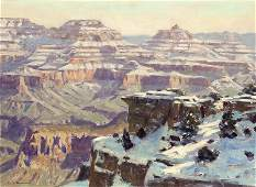 Karl Thomas  b 1948 Grand Canyon