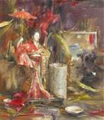 Laura Robb | b. 1955 Asian Still Life
