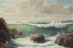 Ben Turner   Mexican Seascape