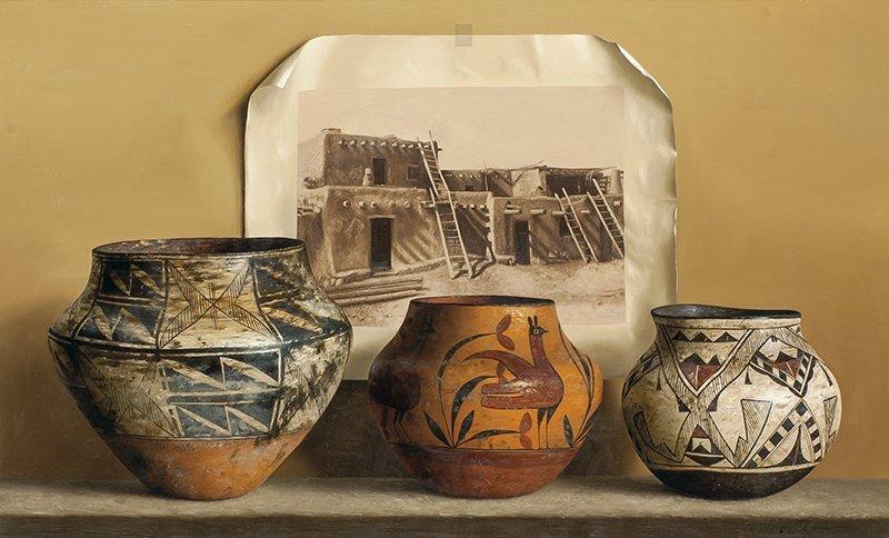 William Acheff | Pueblo's Pottery
