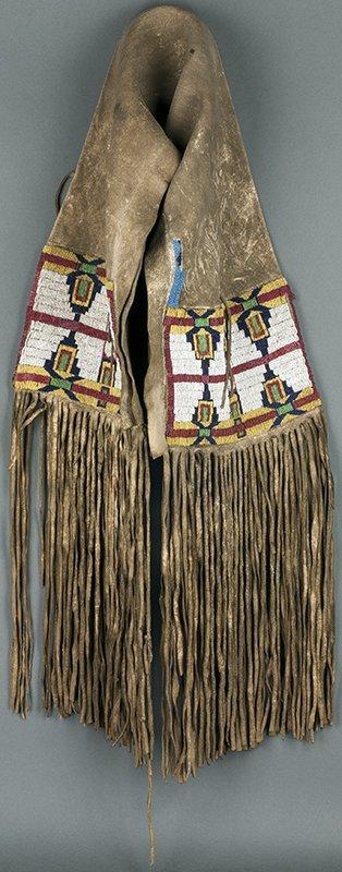 Saddle Bag (Cheyenne or Arapaho, ca. 1880's)