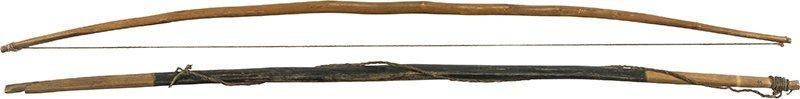 Two Plains Bows (ca. 1890 - 1910)