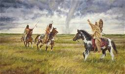 James Ayers | Power of the Warpath