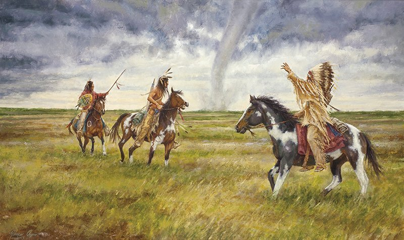 James Ayers   Power of the Warpath
