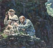 Howard Terpning | Scoped and Spotted