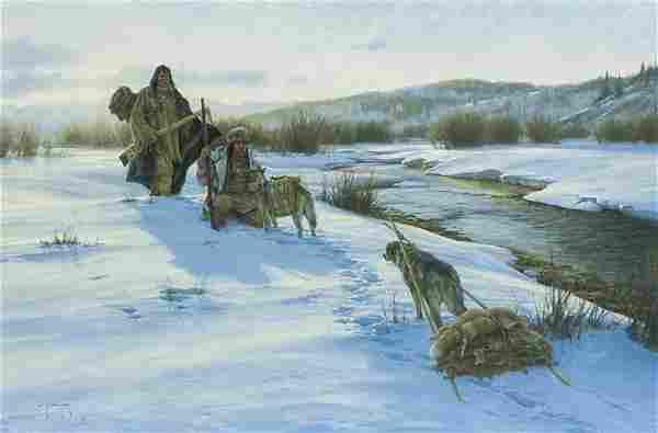 Robert Duncan | Weary Travelers