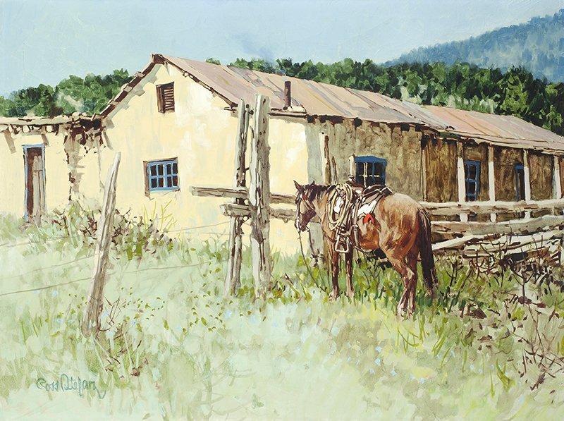 Ross Stefan | Mountain Ranch